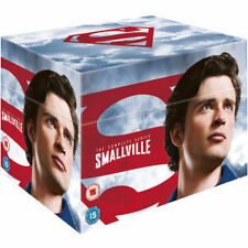 SMALLVILLE SERIES COMPLETE SEASON 1-10 Collection New DVD Box Set Region 2 4