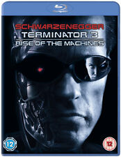 TERMINATOR 3 - RISE OF THE MACHINES - BLU-RAY - REGION B UK