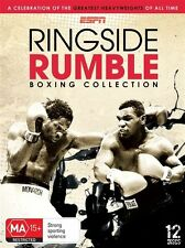 10 Greatest Heavyweight Boxers Of All Time BOXING COLLECTION : NEW DVD