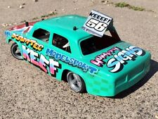 Lada body shell Kamtec Schumacher Hot Rod Banger racing Saloon Stock  589 ABS