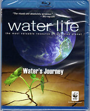 Water Life - Water's Journey Blu-ray DVD SEALED NEW