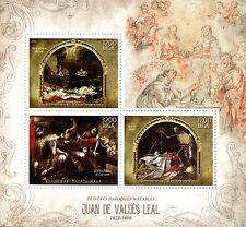 Madagascar 2015 neuf sans charnière juan de Valdés leal 3v m/s baroque paintings art stamps