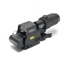 Eotech HHS II Holographic EXPS 2-2 Sight and G33 Magnifier combo.