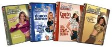 Dance Off the Inches Fitness DVD Bundle 4-Disks NEW!
