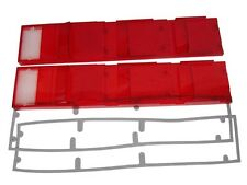 PG Classic 145  1971-72 Dodge Charger R/T 500 Taillight Lenses