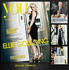 YOU MAGAZINE ELLIE GOULDING PIERRE DUKAN RACHEL KHOO AUGUST 2012 NEW