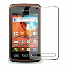 2 Pack Screen Protectors Cover Guard Film For Samsung GT-S5690 Xcover