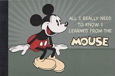 Australia 2004 Mickey Mouse Prestige Booklet SP39
