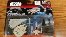 "STAR WARS MICRO MACHINES ""FALL OF THE EMPIRE"" NEW IN PACKAGE SEE PHOTOS READ DES"