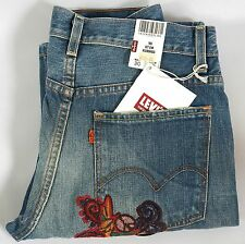 LVC LEVIS VINTAGE CLOTHING 1966 607 JEAN NEIGHBORHOOD W30 L32 women BIG E