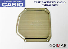 VINTAGE COPERCHIO/CASE BACK CASIO NOS FOR CASIO CMD-40
