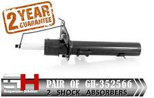 2 NEW FRONT GAS SHOCK ABSORBERS FOR FORD MONDEO III 11.2000-06.2007 /GH 352566/