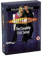 Doctor Who The Complete 2005 BBC Series 1 Box Set (5 DVD) Season One Christopher