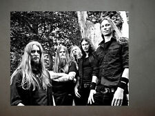 Enslaved Promo Photo 8x10 Emperor Windir Opeth Falkenbach Tyr Bathory Borknagar