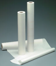 """NEW Exam Table Paper 21"""" x 225' Smooth, White 12 Rolls (Free Shipping)"""