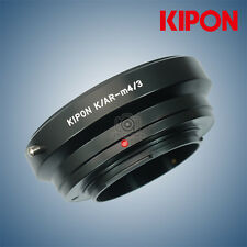 New Kipon Adapter for KONICA AR mount Lens to Olympus Micro 4/3 M4/3 camera