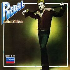 John Miles CD Rebel - England (M/M - Scellé / Sealed)