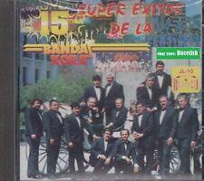 Banda Kora 15 Super Exitos CD New Nuevo Sealed