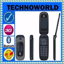UNLOCKED ZTE T20 FLIP PHONE+NEXTG+3G+BLUE TICK/RURAL/REGIONAL+BLUETOOTH+VIDEO+FM