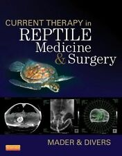 Current Therapy in Reptile Medicine and Surgery, 1e, , New Condition
