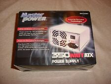 BRAND NEW 350 WATT PS ATX COMPUTER BOARD SYSTEM PC POWER SUPPLY QUIET FAN