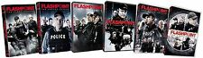 FLASHPOINT COMPLETE SERIES PACK New 19 DVD Set Seasons 1-5 Season 1 2 3 4 5