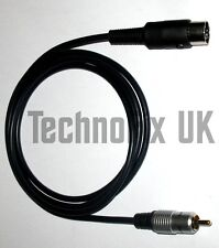 Linear amplifier PTT/switching cable Icom IC-703 IC-706 IC-718 IC-7000 IC-7100