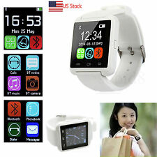 Lady Bluetooth Wrist Smart Watch Phone For Samsung Galaxy S7 S6 Edge Plus S5 S4
