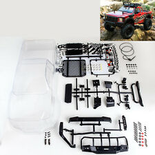 Gmade GM40070 Komodo Clear Body Set for 11.3 Wheelbase Trucks and Crawlers