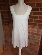 Truly Madly Deeply Off White Razorback Vest Wing Design Size L