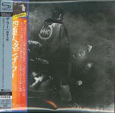 THE WHO-QUADROPHENIA-JAPAN MINI LP 2 SHM-CD Ltd/Ed I50