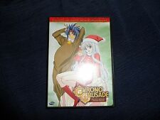 Chrono Crusade Limited Holiday Collector Set- Complete 24 Ep.
