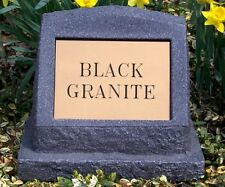 Tombstone Pet Memorial   Marker Grave Marker  Headstone