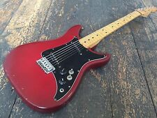 Fender Lead II Red Chitarra elettrica MADE IN USA CON CUSTODIA RIGIDA orgional