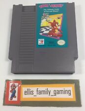 Tom & And Jerry The Ultimate Game of Cat and Mouse Original Nintendo NES Cleaned
