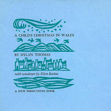 Child's Christmas in Wales, A (New Directions Paperbook), Thomas, Dylan, Good Bo