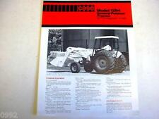 Case 1294 Farm Tractor Sales Brochure                                         b4