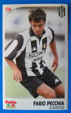 FIGURINA CALCIO 2000 - CAMP. 97/98 - N. 124 - PECCHIA - JUVENTUS - new