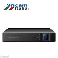 NVR 8ch 1080P HDMI  H-264  WIFI  porta VGA MOUSE ONVIF SriItalia NVR SRI-1008S