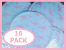 16 x PINK DOVE Soft Bamboo Organic Reusable Breast Pads - Washable, Waterproof