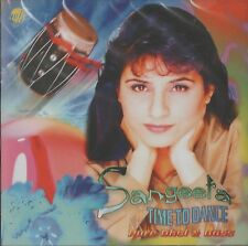 SANGEETA TIME TO DANCE PURE DHOL & BASS -  BRAND NEW BHANGRA CD