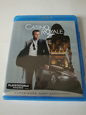 James Bond 007 - Casino Royal  (Blu Ray)
