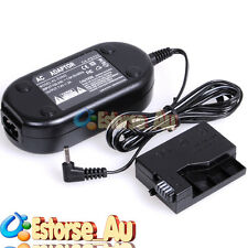 AC Adapter Charger ACK-E8 For Canon EOS 550D 600D 650D Rebel T2i