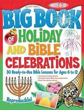 The Big Book of Holiday and Bible Celebrations (Big Books)