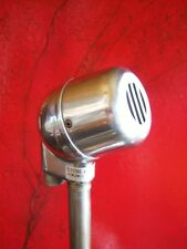 Vintage 1950's Electro Voice 605 dynamic microphone harp old used antique