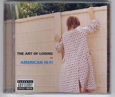 AMERICAN HI-FI - The Art Of Losing - CD - ottime condizioni- very good condition