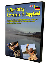 A Fly fishing Adventure in Lappland DVD tutorial for fly fishing anglers