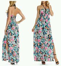 Guess Jungle Flora Maxi Dress