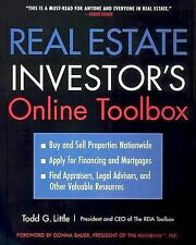 Real Estate Investor's Online Toolbox : Buy and Sell Properties Nationwide,...
