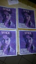 4 LOT:The Village Voice PRINCE Rogers Nelson Singer Dead Dies 2016 NYC Newspaper